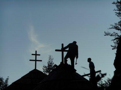 Обнова манастира