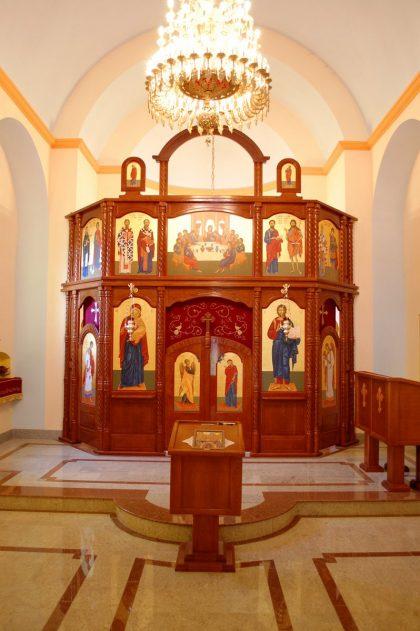 Вез црква св. Тројице Ступље