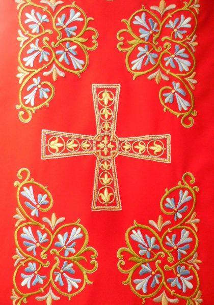 Вез  Манастир  Ковиље